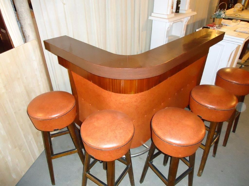 Tinus toog nieuwe en gebruikte horecainrichting super retro vintage huis bar tinus toog - Huis bar ...